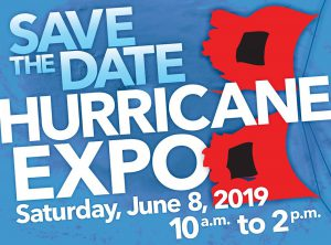 Hurricane Expo June 8, 2019 10 am to 2 pm